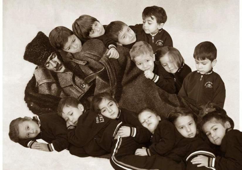 23 Nisan Ulusal Egemenlik ve ÇocukBayramı