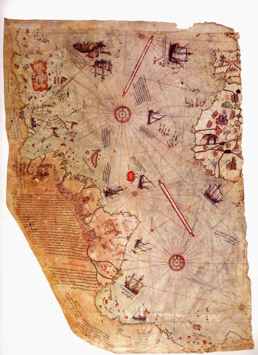 Osmanlı Tarihinde Bilimin Katli – Piri Reis/Dünya Haritacılığı ve Takiyüddin Efendi –II